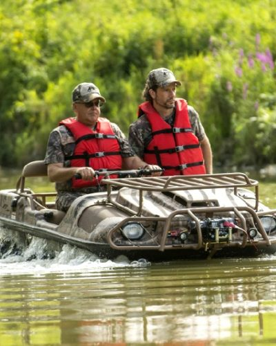 ARGO ATV SCOUT 6X6 WATER
